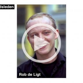 Rob de Ligt stelt zichzelf in deze video voor en geeft zijn visie op Vlaardingen