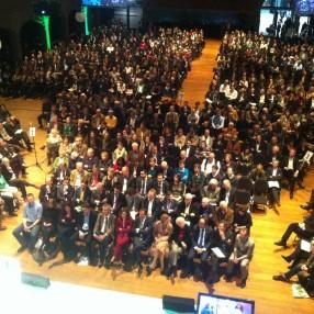 D66 Congres 99 Beurs van Berlage Amsterdam