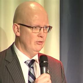Ruud de Vries IKV lijsttrekkers debat 10 februari 2014