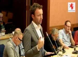 Video waarin raadslid Koen Kegel uitlegt hoe het Woningabonnement werkt.